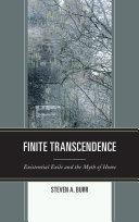 Finite Transcendence