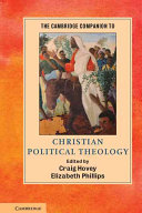 Cover of The Cambridge Companion to Christian Political Theology
