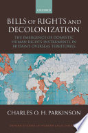 Bills of Rights and Decolonization