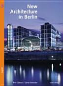 New Architecture in Berlin  VE  5 Ex     6 95
