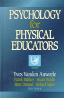 Psycology For Pysical Educators