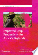 Improved Crop Productivity for Africa   s Drylands