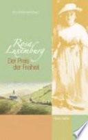 Rosa Luxemburg, oder, Der Preis der Freiheit