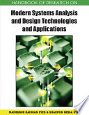 Handbook of Research on Modern Systems Analysis and Design Technologies and Applications Book