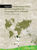 Impacts of International Wheat Breeding Research in the Developing World  1988 2002