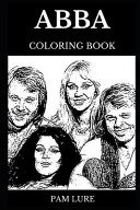 Abba Coloring Book