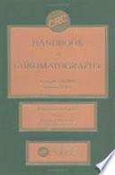 CRC Handbook of Chromatography