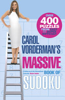 Carol Vorderman s Massive Book of Sudoku