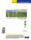 Elementary Statistics Technology Update