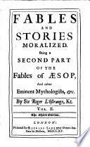 The Fables Of Aesop And Others [Pdf/ePub] eBook