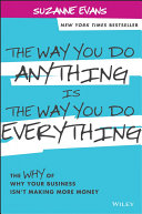 The Way You Do Anything is the Way You Do Everything Pdf/ePub eBook