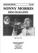 Sonny Morris Discography