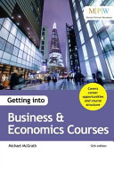 Getting into Business & Economics Courses