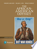 The African American Odyssey  Volume 2