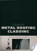 Coated Metal Roofing and Cladding Book