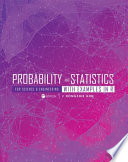 Probability and Statistics for Science and Engineering with Examples in R (First Edition)