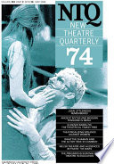 New Theatre Quarterly 74  Volume 19  Part 2 Book PDF