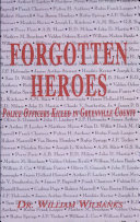Forgotten Heroes: Police Officers Killed in Dade County, ...