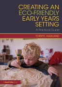 Creating an Eco Friendly Early Years Setting Book