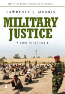 Military Justice: A Guide to the Issues Pdf/ePub eBook