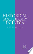 Historical Sociology In India PDF