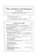 Western Architect and Engineer