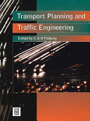 Transport Planning and Traffic Engineering