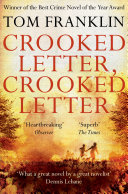 Crooked Letter, Crooked Letter Tom Franklin Cover