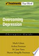 Overcoming Depression Book PDF