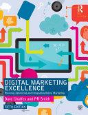 Digital Marketing Excellence Pdf/ePub eBook