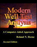 Modern Well Test Analysis