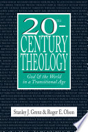 20th Century Theology