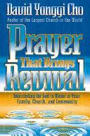 Prayer that Brings Revival