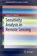 Sensitivity Analysis in Remote Sensing
