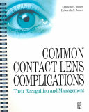 Common Contact Lens Complications Book