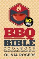BBQ Bible Cookbook Book