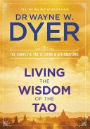 Living the Wisdom of the Tao