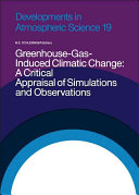 Greenhouse-gas-induced Climatic Change