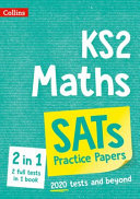 New KS2 Maths SATs Practice Papers