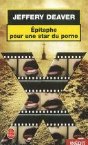 Épitaphe pour une star du porno ebook