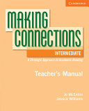 Making Connections Intermediate Teacher s Manual