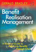 Benefit Realisation Management Book