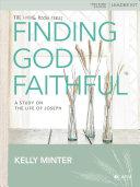 Finding God Faithful Leader Kit