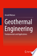 Geothermal Engineering