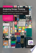 Analysing Design Thinking  Studies of Cross Cultural Co Creation Book PDF