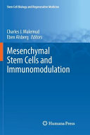 Mesenchymal Stem Cells and Immunomodulation Book