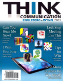 Think Communication with MySearchLab Student Access Code Book PDF