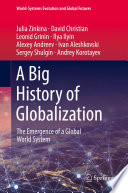 A Big History of Globalization Book PDF