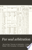 Fur Seal Abitration