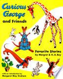 Curious George and Friends Book PDF